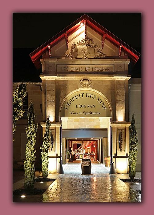 Caviste à Léognan cave à vins et spiritueux l'esprit des vins léognan avec plus de 1000 références de vin champagne spiritueux et bières