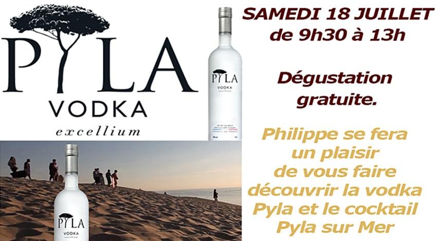 Nouvelles et actualités de l'esprit des vins Léognan dégustation pyla