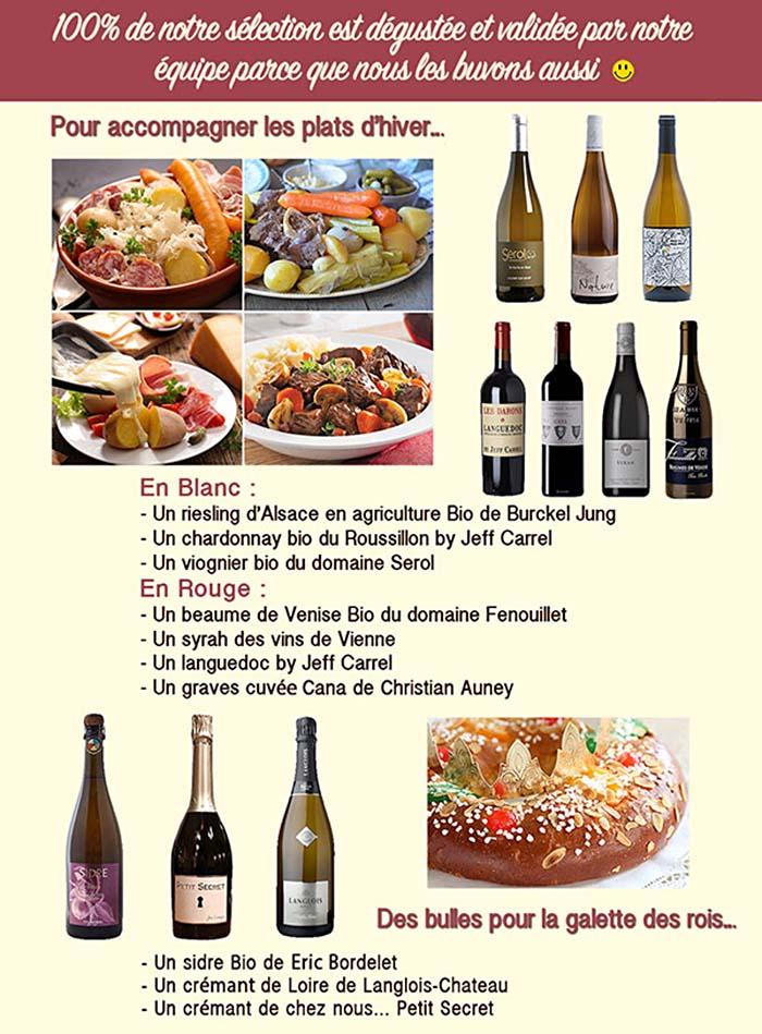 Nouvelles et actualités de l'esprit des vins Léognan les offres de janvier 2021